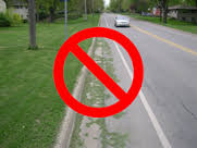 grass-clippings-road-sidewalks
