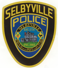 Selbyville Police Department Badge